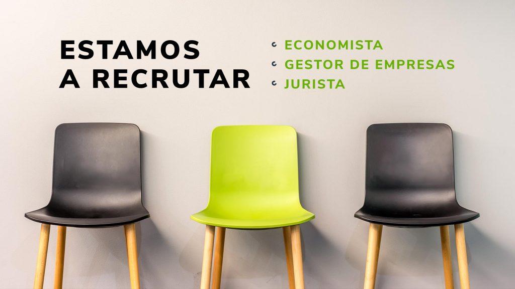 Emprego: Economista Gestor de Empresas Jurista